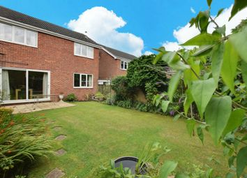 Thumbnail 4 bed detached house for sale in Clifton Drive, Ashby-De-La-Zouch