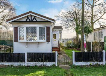 Thumbnail 2 bedroom mobile/park home for sale in Gurth Avenue Caravan Site, Edenthorpe, Doncaster