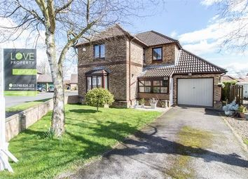 Thumbnail 4 bed detached house for sale in Oak Tree Avenue, Scotton, Catterick Garrison, North Yorkshire.