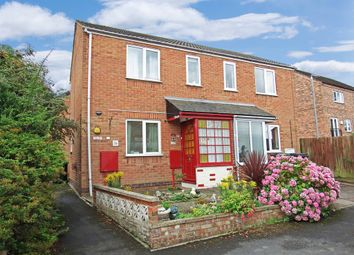 Thumbnail 1 bed semi-detached house for sale in Banks Close, Sileby, Loughborough