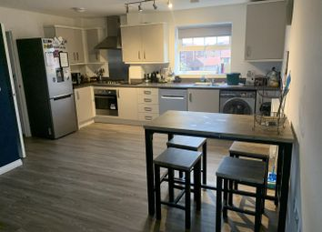Thumbnail 2 bed flat for sale in 14 Greenwood Way, Harwell, Didcot
