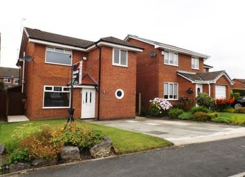 Thumbnail 4 bedroom detached house for sale in Upper Lees Drive, Westhoughton, Bolton, Greater Manchester