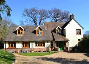 Thumbnail 6 bed detached house to rent in Love Lane, Petersfield