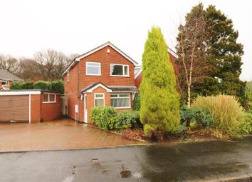 Thumbnail 3 bed detached house for sale in Defoe Drive, Parkhall, Stoke-On-Trent