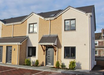 Thumbnail 2 bed flat for sale in Pilmuir Gardens, Forres