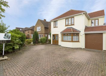 Thumbnail 4 bed detached house for sale in Rowan Walk, Hornchurch