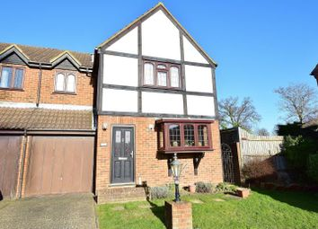 Thumbnail 4 bedroom semi-detached house for sale in Capel Gardens, Pinner, Middlesex