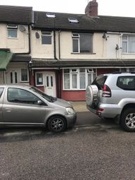 Thumbnail 4 bedroom terraced house to rent in Connaught Road, Luton
