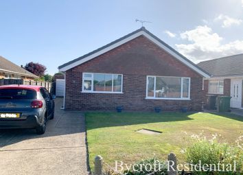 Thumbnail 3 bed detached bungalow for sale in Brett Avenue, Gorleston, Great Yarmouth