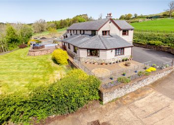 Thumbnail 7 bed detached house for sale in Gwyddelwern, Corwen, Clwyd