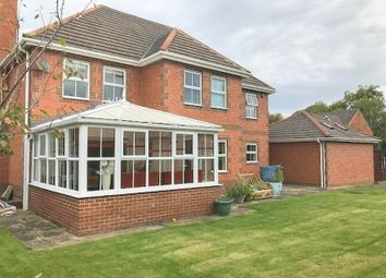Thumbnail 5 bedroom detached house for sale in Chatton Close, Morpeth