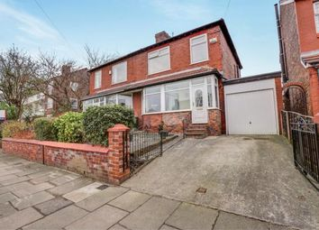 Thumbnail 3 bedroom semi-detached house for sale in Light Oaks Road, Salford, Greater Manchester