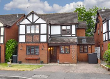 Thumbnail 4 bed detached house for sale in Tudor Manor Gardens, Watford