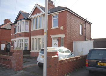 Thumbnail 1 bed flat to rent in Faringdon Avenue, Blackpool