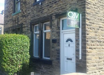 Thumbnail 2 bedroom terraced house to rent in Bradford Road, Keighley, West Yorkshire