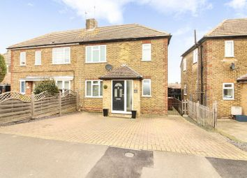 Thumbnail 3 bed semi-detached house for sale in Cedar Road, Strood, Rochester
