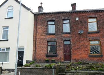 Thumbnail 2 bed terraced house for sale in Bradshaw Brow, Bolton