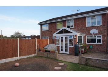 4 bed semi-detached house for sale in Medley Road, Rayne, Braintree CM77