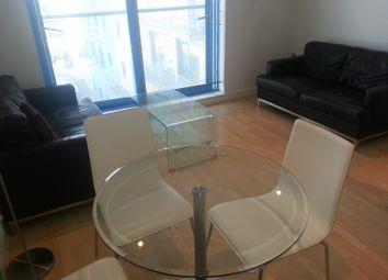 Thumbnail 1 bedroom flat to rent in Western Gateway, Royal Docks / Docklands