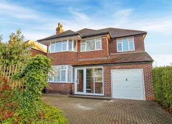 Thumbnail 4 bed detached house for sale in Arnot Hill Road, Arnold, Nottingham