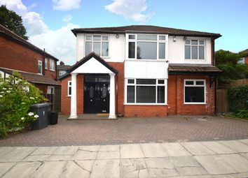 Thumbnail 5 bed detached house to rent in Stand Avenue, Whitefield, Manchester