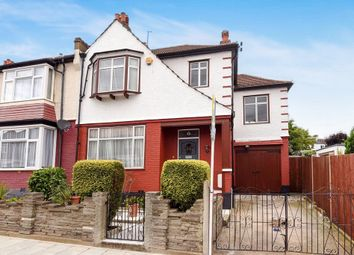 Thumbnail 4 bed end terrace house for sale in Beeches Road, London