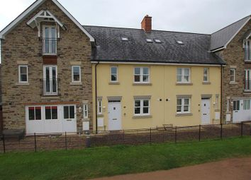 Thumbnail 3 bed terraced house for sale in Canal Road, Brecon