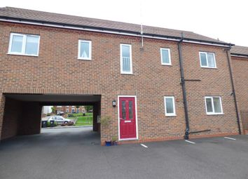 Thumbnail 1 bed flat for sale in Crowsley Road, Kempston, Bedford