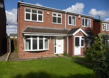 Thumbnail 3 bedroom semi-detached house for sale in Duncroft Walk, Woodsetton, Dudley