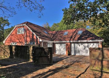 Thumbnail 3 bed detached house for sale in Southampton Road, Hythe, Southampton