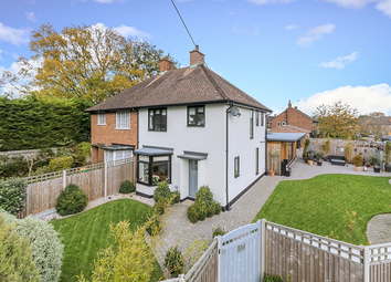 Thumbnail 3 bed semi-detached house for sale in Church Road, Little Berkhamsted, Hertford