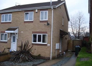 Thumbnail 2 bedroom semi-detached house to rent in Stonehill Rise, Cudworth, Barnsley