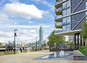 Thumbnail 2 bedroom flat to rent in 3 Riverlight Quay, Nine Elms, London