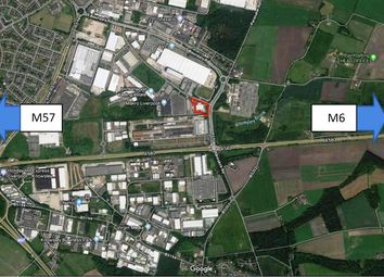Thumbnail Light industrial for sale in Coopers Lane, Knowsley Industrial Park, Liverpool