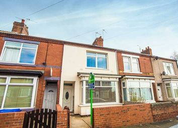 Thumbnail 3 bed terraced house for sale in Coronation Road, Doncaster