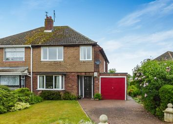 Thumbnail 3 bed semi-detached house for sale in Coast Road, Hopton, Great Yarmouth