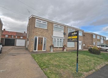 Thumbnail 4 bed semi-detached house for sale in Dornoch Drive, Hull, North Humberside