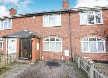 2 bed terraced house for sale in Luce Road, Wolverhampton WV10