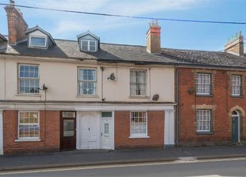 Thumbnail 3 bed terraced house for sale in Leat Street, Tiverton, Devon