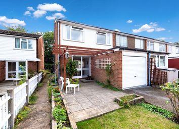Thumbnail 3 bed end terrace house for sale in Willow Wood Crescent, London