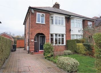 Thumbnail 3 bed semi-detached house for sale in Oakfield Drive, Chester
