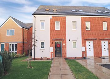 Thumbnail 3 bed end terrace house for sale in Osprey Way, Hartlepool