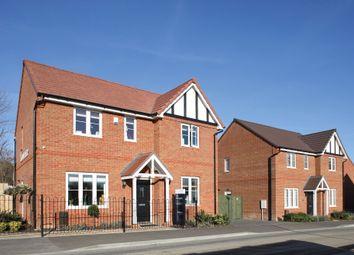 "Thumbnail 4 bedroom detached house for sale in ""The Berrington"" at High Street, Sandhurst"