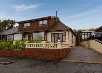 Thumbnail 5 bed semi-detached bungalow for sale in Huddersfield Road, Austerlands, Oldham, Lancashire