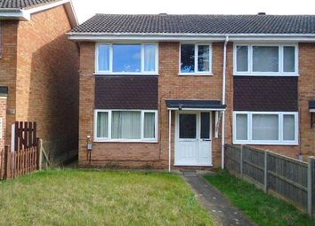Thumbnail 3 bed semi-detached house to rent in Kempston, Beds
