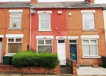 Thumbnail 2 bed terraced house to rent in Broomfield Road, Coventry