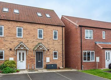 3 bed end terrace house for sale in 4 Camellia Close, Norton, Malton YO17