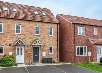 Thumbnail 3 bed end terrace house for sale in 4 Camellia Close, Norton, Malton