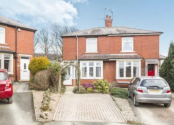 Thumbnail 2 bed semi-detached house for sale in Royd Crescent, Hebden Bridge