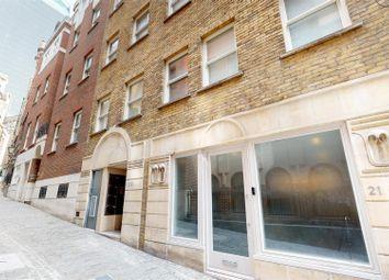 Thumbnail 1 bed flat to rent in Lovat Lane, Ec3, London
